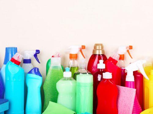 Защо трябва да използвате естествени почистващи продукти