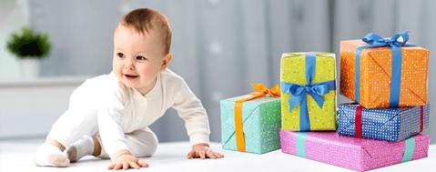 Какво да изберем за подарък за първи рожден ден на бебе